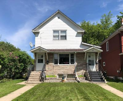 Fargo, Moorhead Multi Family Home For Sale: 1111 7 Street N