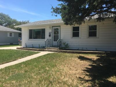 Fargo, Moorhead Single Family Home For Sale: 1025 15th 1/2 Street N