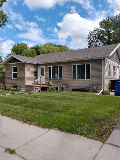 Fargo, Moorhead Single Family Home For Sale: 1608 5 Street S