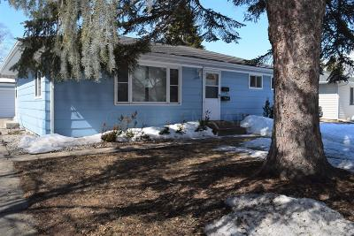 Clay County Single Family Home For Sale: 1507 19 1/2 Street S