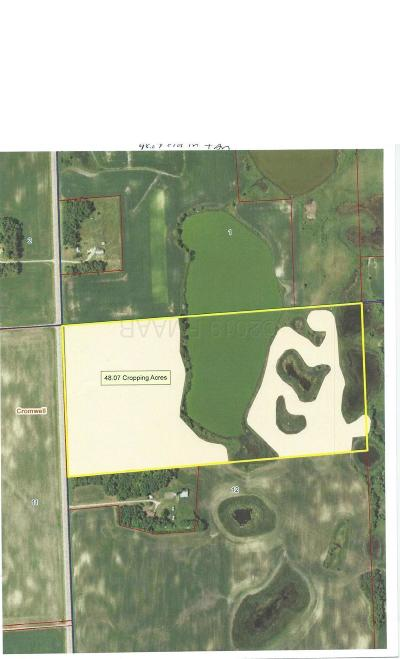 Hawley Residential Lots & Land For Sale: 230th Street N