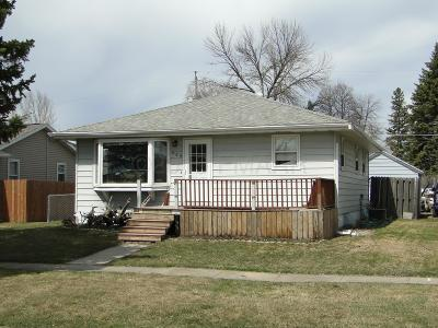 Clay County Single Family Home For Sale: 309 2 Avenue SW