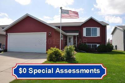 Moorhead Single Family Home For Sale: 3127 30th Street S