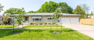 Moorhead Single Family Home For Sale: 1106 5th Avenue S