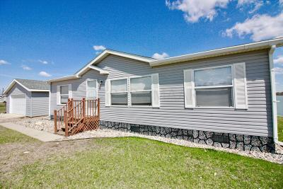 Mobile Home For Sale: 9445 West Ridge Road