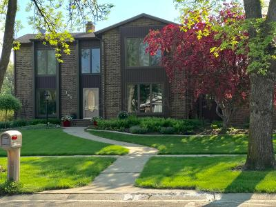 Fargo Single Family Home For Sale: 144 N Woodcrest Drive N