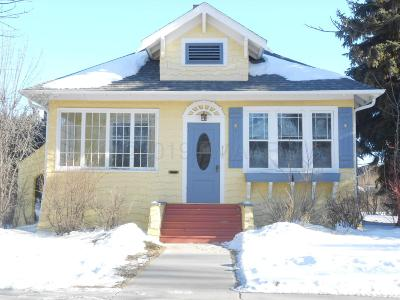 Wahpeton Single Family Home For Sale: 212 7th Street N