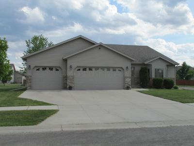 Moorhead Single Family Home For Sale: 601 Hampton Drive E