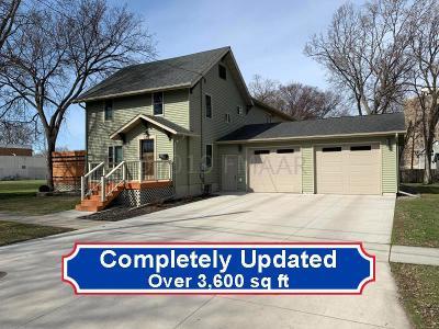 Moorhead Single Family Home For Sale: 221 10th Street N