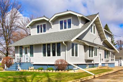 Ada Single Family Home For Sale: 208 5th Avenue W