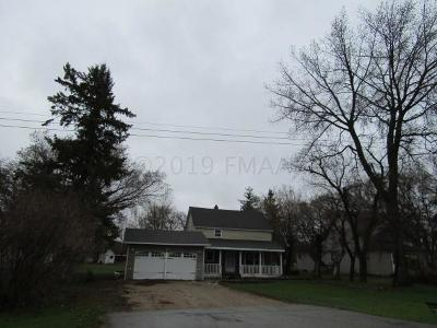 Twin Valley MN Single Family Home For Sale: $24,900