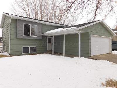 Fargo Single Family Home For Sale: 3338 18 Street S