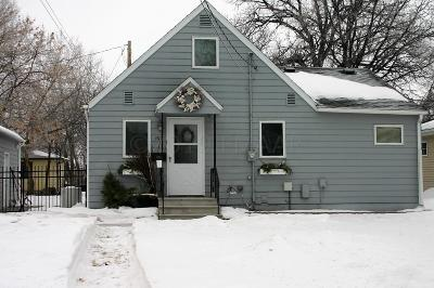 West Fargo Single Family Home For Sale: 102 Francis Street