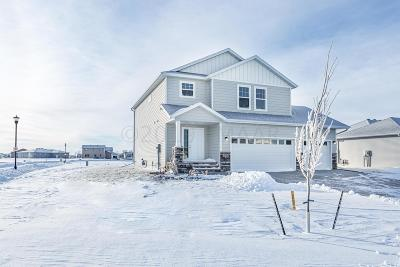 West Fargo ND Single Family Home For Sale: $343,000