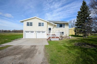 Hendrum Single Family Home For Sale: 1323 Co Hwy 25 --