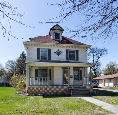 Wahpeton Single Family Home For Sale: 517 7th Street N