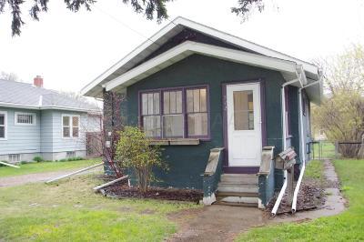 Moorhead Single Family Home For Sale: 512 10th Street N