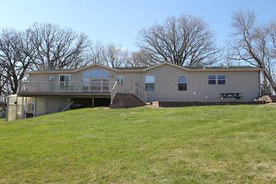 Pelican Rapids Single Family Home For Sale: 46319 Co. Hwy 23 --