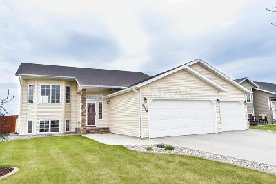 Moorhead Single Family Home For Sale: 4400 15th Street S