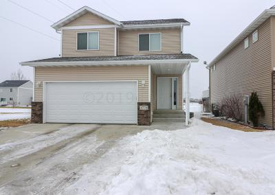 Fargo Single Family Home For Sale: 4776 54 Street S