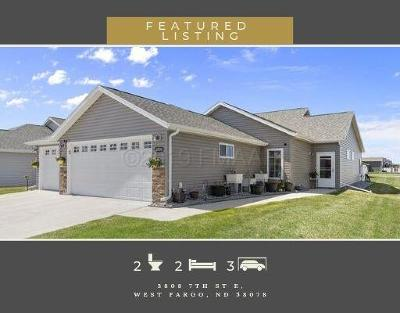 West Fargo ND Single Family Home For Sale: $325,000