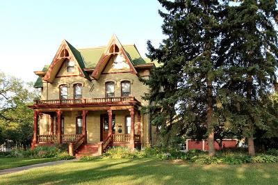 Fargo Single Family Home For Sale: 611 8 Street S