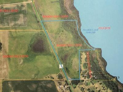 Pelican Rapids Residential Lots & Land For Sale: 43xxx County Highway 9 --