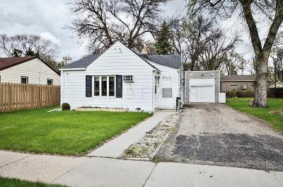Fargo Single Family Home For Sale: 1537 10 Avenue S