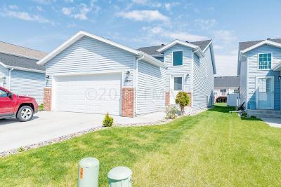 Fargo Single Family Home For Sale: 4767 Spencer Lane S