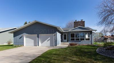 Moorhead Single Family Home For Sale: 206 39 Avenue S