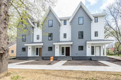 Fargo Condo/Townhouse For Sale: 389 8th Avenue S #3