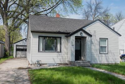Single Family Home For Sale: 817 12 Avenue N