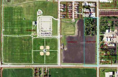 Moorhead Residential Lots & Land For Sale: 28th St & 40th Avenue S