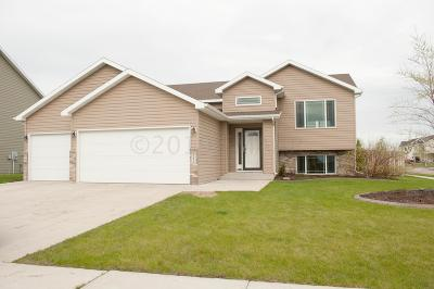 Moorhead MN Single Family Home For Sale: $249,900