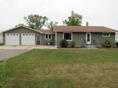Ulen Single Family Home For Sale: 204 McKinley Avenue W