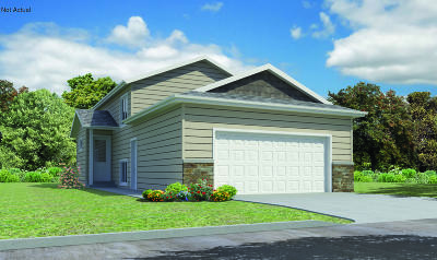 West Fargo ND Single Family Home For Sale: $195,900