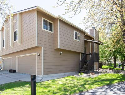 Fargo Single Family Home For Sale: 12 Fremont Drive S
