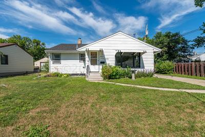Fargo ND Single Family Home For Sale: $132,900