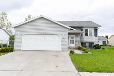 Moorhead Single Family Home For Sale: 1132 18th Street N