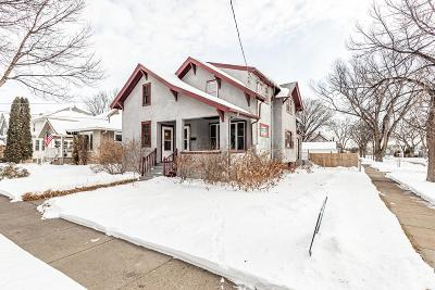 Single Family Home For Sale: 1001 2nd Street N