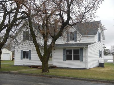 Halstad Single Family Home For Sale: 110 2nd Avenue E