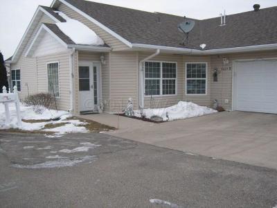 Fargo Condo/Townhouse For Sale: 5409 University Drive S #B