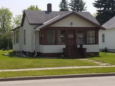 Ada Single Family Home For Sale: 22 E Thorpe Avenue