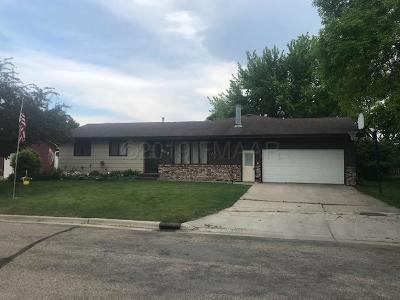 Wahpeton Single Family Home For Sale: 613 17th Avenue N