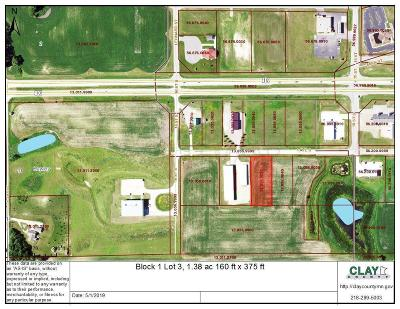 Hawley Residential Lots & Land For Sale: 1547 1 Avenue S