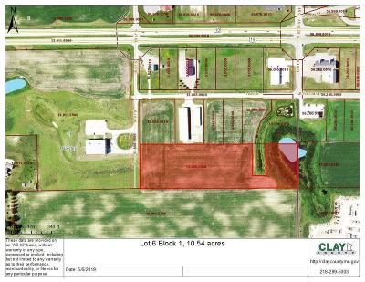 Hawley Residential Lots & Land For Sale: 170 16 Street S