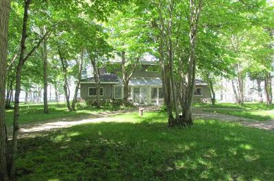 Detroit Lakes Single Family Home For Sale: 11688 Ravenswood Beach Road