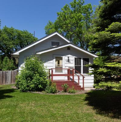Moorhead Single Family Home For Sale: 1424 4th Avenue S