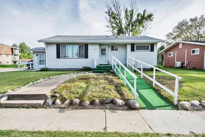 Dilworth Single Family Home For Sale: 405 1 Avenue NW