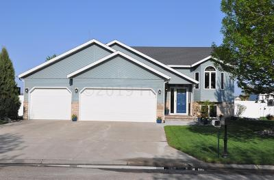 Moorhead Single Family Home For Sale: 3613 Westmoor Boulevard
